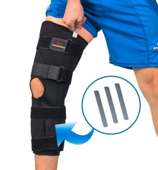 inmovilizador de rodilla ferula para rodilla